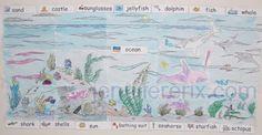 Ocean unit for little kids