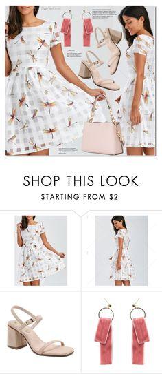 """Print dress"" by duma-duma ❤ liked on Polyvore featuring Michael Kors"