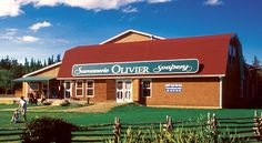 Craft workshop and museum (micro-soapery), Sainte-Anne-de-Kent, New Brunswick, Canada New Brunswick, Discover Canada, Workshop, Museum, Craft, Outdoor Decor, Travel, Soap Shop, Viajes