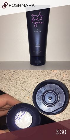 Monat Air Dry Cream Brand new, unopened. Seal still on. Put this on damp hair and let it completely air dry for pretty waves or curls. Love this product, but I still have a lot from my last order. Monat Accessories Hair Accessories