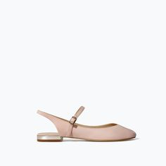 SLING BACK BALLERINA SHOES-Shoes-Stock clearance-WOMAN-SALE | ZARA United States