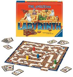 labyrinth game - Favorite game growing up! Well one of them