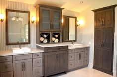 Our friends in Florida at KabCo Kitchens designed this Showplace! Featured here, rustic alder Driftwood. What a beautiful space! Thanks for your hard work and dedication to our line of cabinetry!  Learn more about KabCo Kitchens: http://kabcokitchens.com/ Learn more about Showplace rustic alder: http://www.showplacewood.com/WoodsFin2/woodsALDER.0.html
