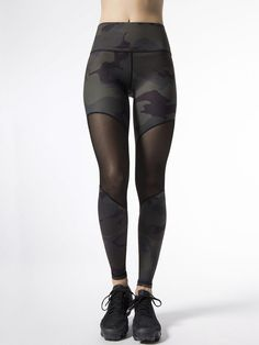 7326794a6e Idol Leggings in Camo by Carbon38 from Carbon38 Athletic Wear
