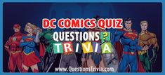 How Well Do You Know DC Comics, Superman, Batman or Wonder Woman? Test your knowledge with this DC Comics Quiz! Robin Suit, Trivia Questions For Kids, Quizzes For Kids, Superman Story, Amazonian Warrior, Trivia Quiz, Lex Luthor, Detective Comics, Gotham City