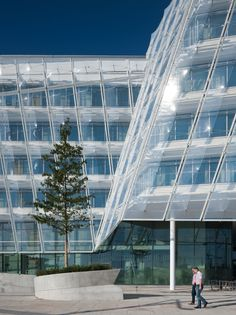 Behnisch Architekten / Unilever Headquarters Germany, Austria and Switzerland