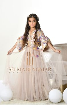 New collection Ramadan 2018 by Selma Ben Omar Tenue Marocaine c1e6479435b
