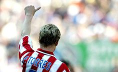 Torres is coming home. #spotd