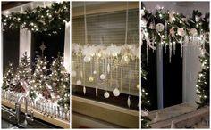 Nemusíte kolem oken věšet klasické světýlka. My jsme si dnes pro Vás připravili několik úžasných inspirací na to, jak si kouzelně vyzdobit okolí oken a parapetů. Tyhle dekorace Vám bude každý závid… Christmas Decorations, Christmas Tree, Holiday Decor, Chandelier, Wreaths, Ceiling Lights, Home Decor, Advent, Xmas