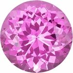 This Genuine Spinel Gemstone Displays a Vivid Medium Rich Neony Pink, Mahenge Material, Excellent Cut, Clarity And Life. A Beautiful Bright Stone , A Great Pop Of Color In A Very Desirable Size.NOTE For a personal detailed description of this beautiful Pink Sapphire gemstone, including video, please contact us and it will be quickly provided to you.NOTE The very facets that create the beautiful sparkle in a gemstone may create optical illusion white or dark/black spots and areas, or uneven…
