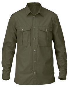 Greenland Shirt - Hemden - Bekleidung Fjallraven