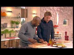Traditional Caribbean/Asian fusion: Chicken & Plantain Part 1 - Saturday Kitchen - BBC, ,
