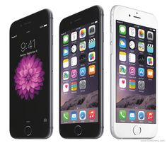 iPhone 6 Pics & full specifications.