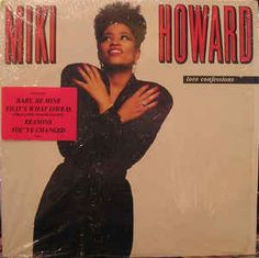 Miki Howard - Love Confessions (1987)