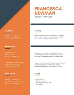 Replace that outdated resume with one of our corporate templates. Display impressive accomplishments on professional templates you can personalize. Best Resume Format, Sample Resume, Resume Design Template, Resume Templates, Craft Websites, Resume Writer, Modern Resume, Professional Resume, Knowledge