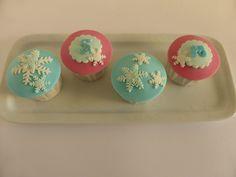 Cupcakes - Frozen