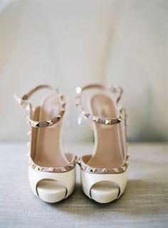 Zapatos de boda para esta primavera verano. Inspírate más en http://bodatotal.com/