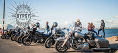 The Wild Gypsy Tour takes place at The Buffalo Chip August and is a festival created by four women from The Iron Lilies. Sturgis Motorcycle Rally, Motorcycle Rallies, Antique Motorcycles, Vintage Bikes, Choppers, Lilies, Vintage Antiques, Buffalo, Gypsy