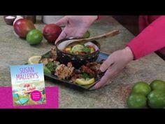 Coconut Popcorn Shrimp with Mango Lime Salsa - #HarlequinBooks, #HarlequinMIRA, #Fool'sGold, #Recipes, #SusanMallery