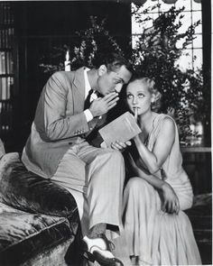 William Powell & Carole Lombard Image may contain: 2 people, people sitting Hollywood Couples, Old Hollywood Stars, Old Hollywood Movies, Hollywood Actor, Golden Age Of Hollywood, Hollywood Actresses, Classic Hollywood, Hollywood Glamour, Hollywood Celebrities