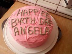 Harry Potter inspired birthday cake