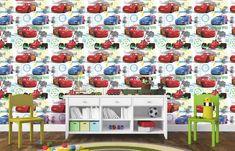 Dětská tapeta Auta Cars bílá Advent Calendar, Holiday Decor, Color, Home Decor, Decoration Home, Room Decor, Advent Calenders, Colour, Home Interior Design