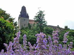 Die Burg Bentheim - zwar ganz im Norden des Münsterlandes, dennoch aber eines der TOP-Ausflugsziele im Münsterland. Die Burg mit ihrem mächtigen Pulverturm thront majestätisch über dem beschaulichen Bad Bentheim. In der Kronenburg gestattet die Burg einen Blick ins Innere. Rittersaal, Schlafgemach & Bibliothek zeugen von alter Ritterszeit.     http://www.muensterland-tourismus.de/12246/burg-bentheim-bad-bentheim