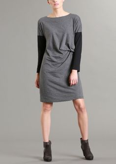 Kleid Coco GOTS LANIUS Onlineshop H/W 14 Sustainable Fashion by Claudia Lanius