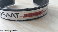 The OSAAT marathon band is a wristband that symbolises that a person has ran and completed marathon. It also shows how many marathons the wearer has completed Gifts For Marathon Runners, Athletes, Cuff Bracelets, Globe, Unique Gifts, Numbers, Sport, Band, Jewelry