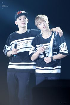 Chen, Xiumin - 151101 Exoplanet #2 - The EXO'luXion in Fukuoka Credit: You & Me.