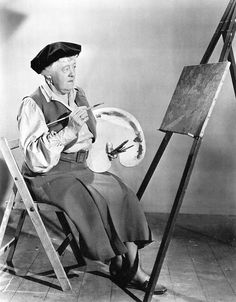 Margaret Rutherford by classic film scans, via Flickr
