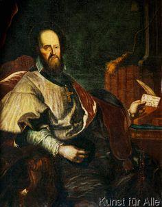 Franz von Sales - Franz von Sales / Gemälde