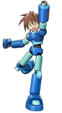 Mega Man Volnutt Tatsunoko vs Capcom - Ultimate All-Stars