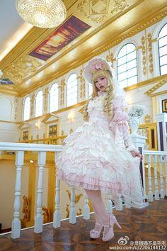 lolita私影 - 在微话题一起聊聊吧!