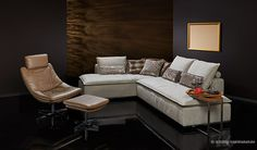 don pasquaale - Sessel mit Wippfunktion, Design: Sylvain Joly und gioovani aus der Kollektion black label.
