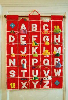 Incentive e torne uma brincadeira a alfabetização dos seus filhos
