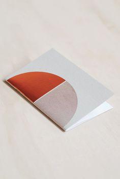 Buy Tom Pigeon - Copperbook (10 x15cm) - Grey - Plain - NoteMaker Stationery