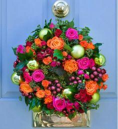Life at 139a: Love this #14: Seasonal wreath