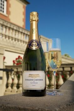 Don't forget to sign up for the amazing Domaine Carneros giveaway!