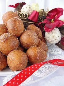 Ala piecze i gotuje: Mini pączki z serka homogenizowanego Pretzel Bites, Muffin, Bread, Breakfast, Desserts, Food, Morning Coffee, Tailgate Desserts, Deserts