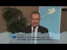 Celebrities Read Mean Tweets #3