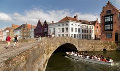 Bruges Will Cut Traffic With.an Underground Beer Pipeline Cruise Europe, Europe Continent, Continental Europe, Scandinavian Countries, Cruise Destinations, Celebrity Cruises, European Vacation, Free Travel, Mykonos