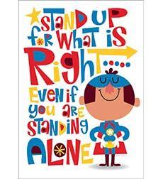 Stand Up POP! Chart