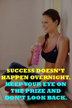 Keep your eye on the prize and keep going forward! http://www.onesteptoweightloss.com/workout-routines-for-women @homeweightloss