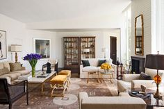 Jeff Klein and John Goldwyn's Hollywood Hills Home Photos   Architectural Digest