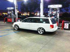 Slammed VW Passat Wagon | VWVortex.com - Lets see some slammed wagon's
