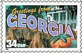 georgia greetings