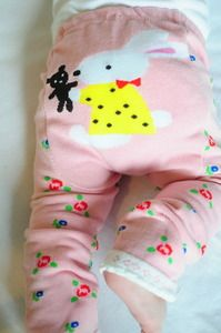 Image of Sweet Bunny knit leggings