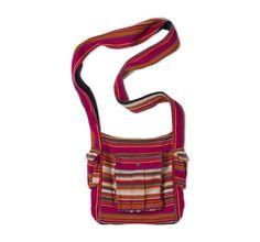 "Prana pepper satchel in ""Artesian"""