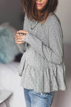 29 Creative Outfit Ideas For You This Winter – Fashion New Trends Look Boho, Look Chic, Mode Style, Style Me, Simple Style, Mode Outfits, Casual Outfits, Cruise Outfits, Fall Outfits
